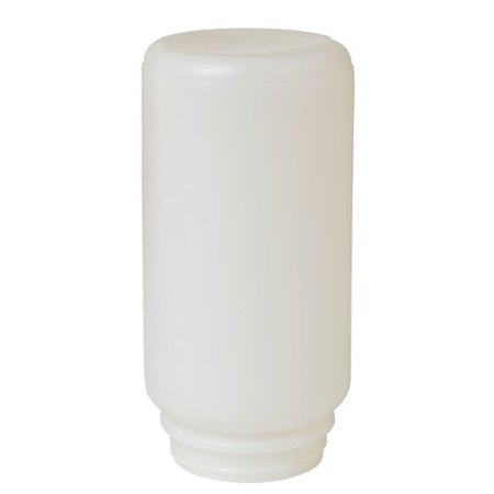 LITTLE GIANT SCREW ON POULTRY JAR WHITE 1 QUART (Giant Art Jar)