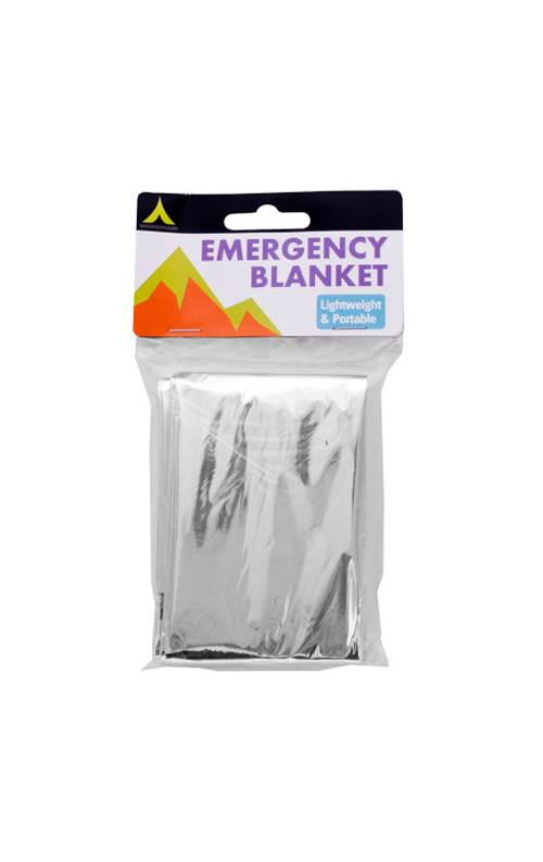 Emergency Blanket Set of 24 by Kole Imports
