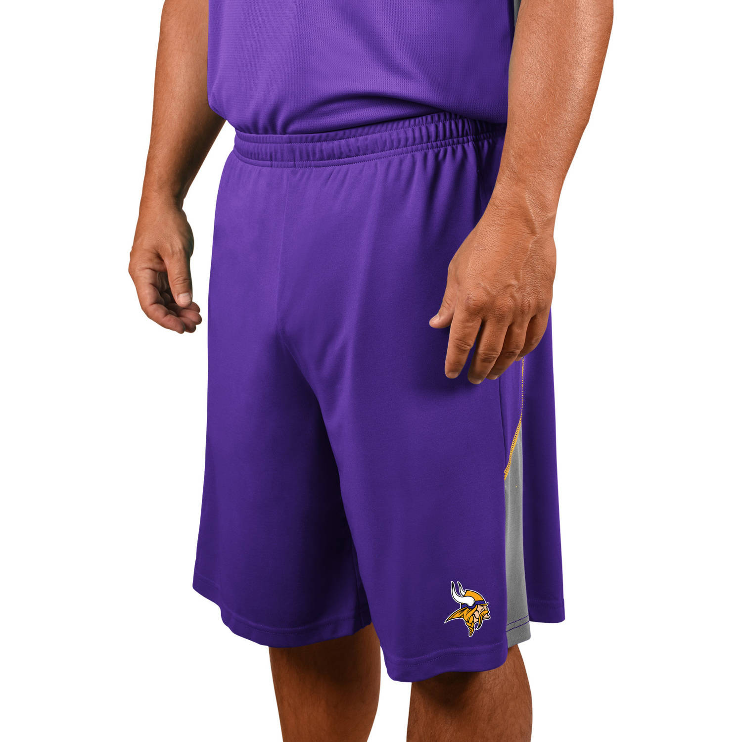 NFL Minnesota Vikings Tall Men's Basic Short