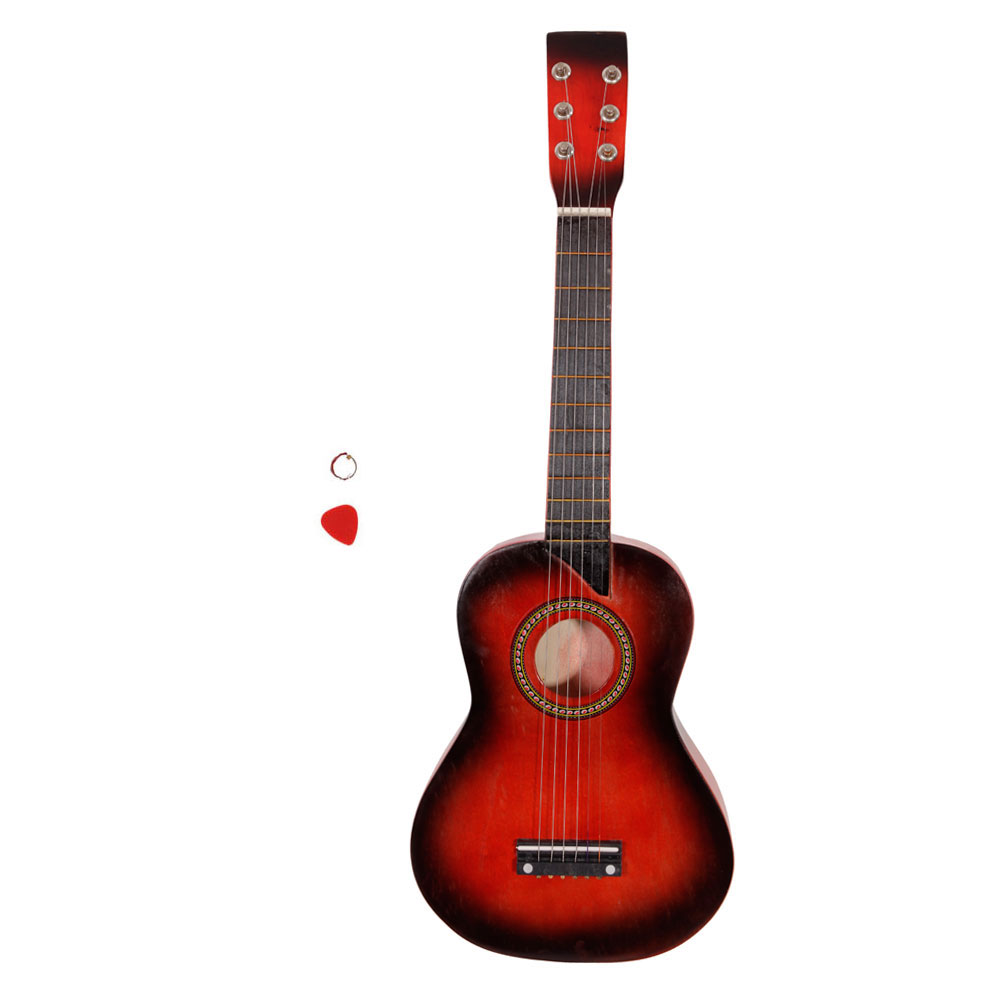 """Ktaxon 21"""" 23"""" 25"""" 6-String Acoustic Guitar Beginer Musical Instrument w ... by Interfave"""
