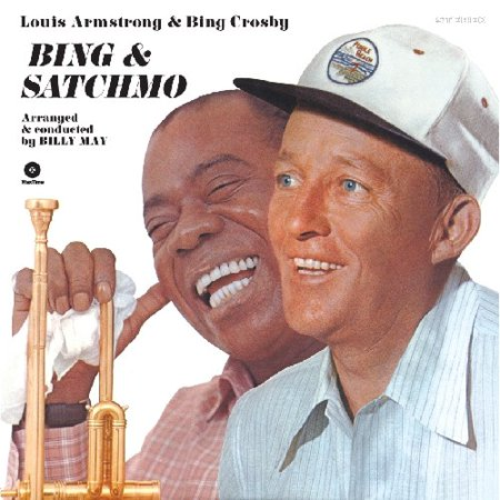 Bing   Satchmo  Vinyl
