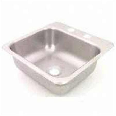 Sterling Plumbing 6430037 Bar Sink Stainless Steel 44 15 X 15 X