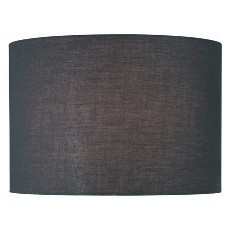 - Lite Source CH1152-16 16 in. Wide Base Table and Floor Drum Shade