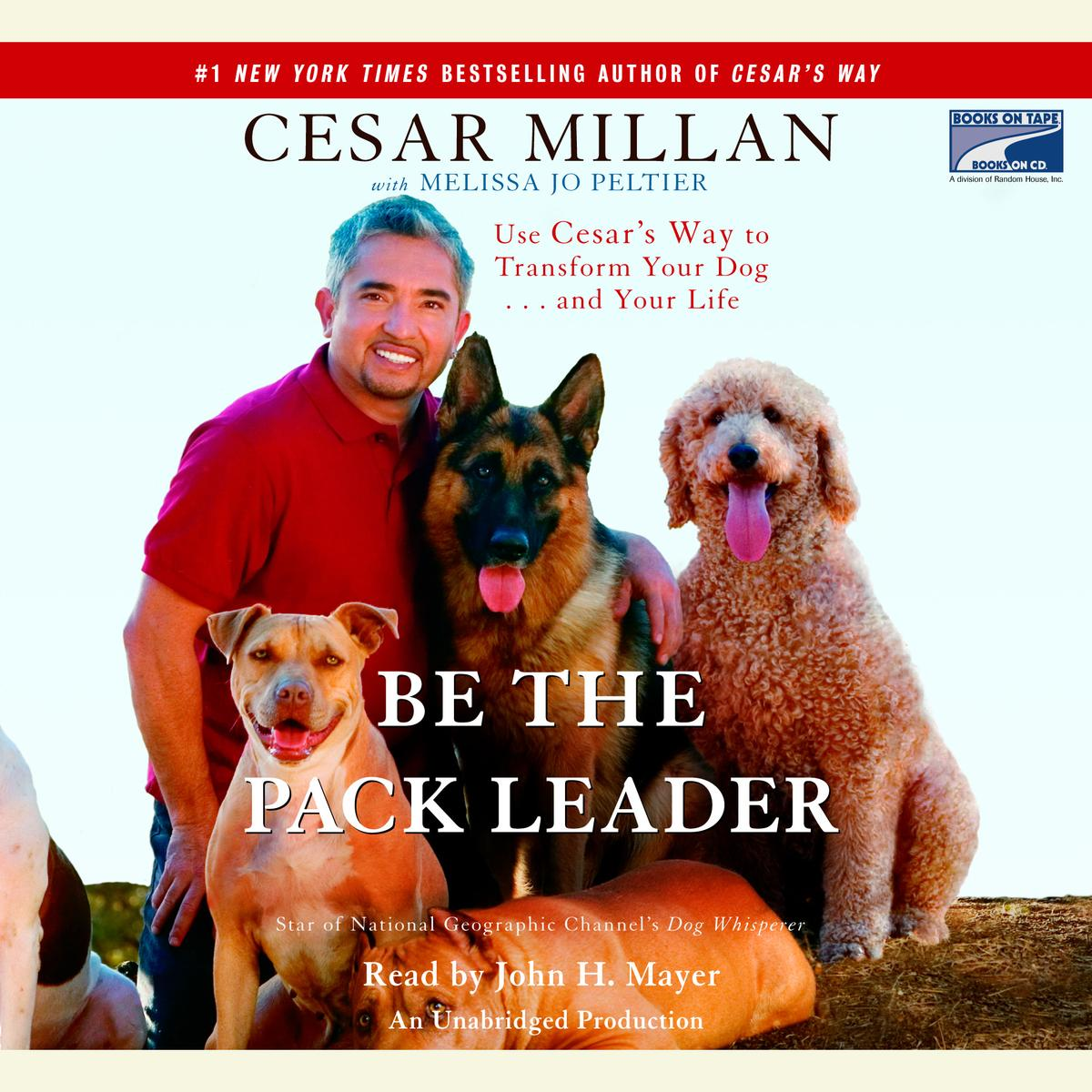 Be the Pack Leader - Audiobook