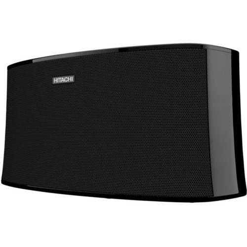 Hitachi L - Model W200 SMART WIRELESS SPEAKER for Larger Spaces has Built - in WiFi, Bluetooth, NFC, and a FREE App