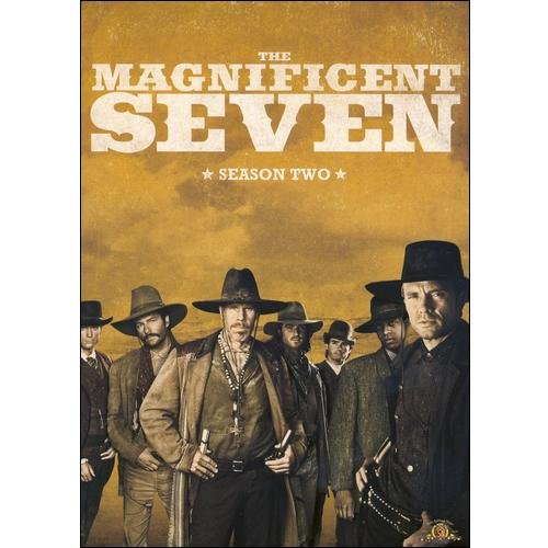 The Magnificent Seven: Season Two (Full Frame)