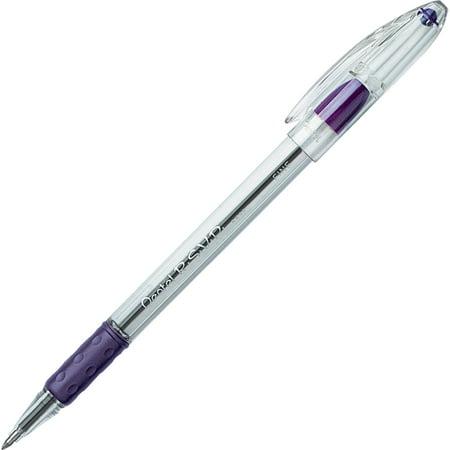 Pentel, PENBK90V, R.S.V.P. Ballpoint Stick Pens, 12 / (Best Pentel Pen Sets)