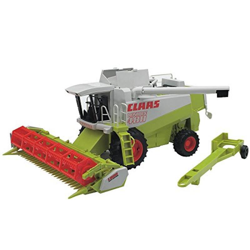 Combine Harvester TOP Pro Series 1:20 Scale