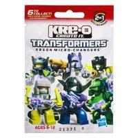 Transformers KRE-O Preview Series Kreon Micro-Changers Figure - One Random