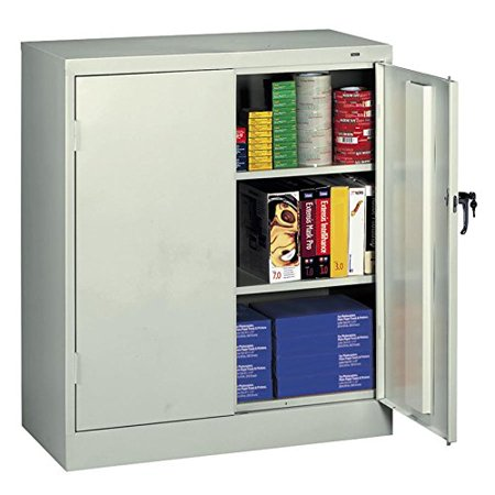 36 High Cabinet - Tennsco 4218 Standard Welded Counter High Storage Cabinet, 36