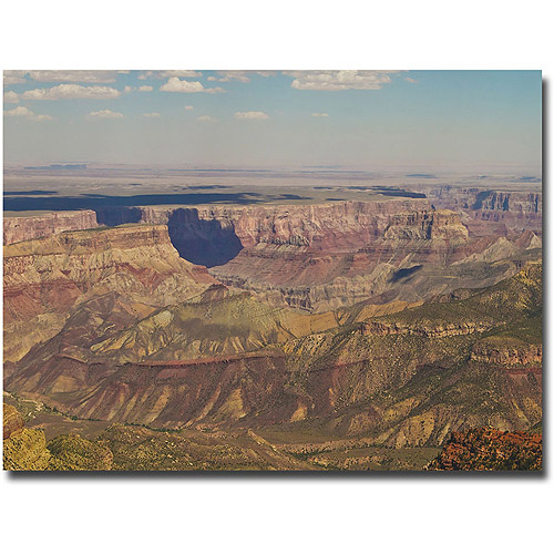 "Trademark Fine Art ""Grand Canyon"" Canvas Wall Art by Ariane Moshayedi"