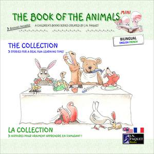 The Book of The Animals - Mini - The Collection (Bilingual English-French) - eBook