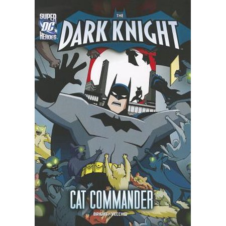 The Dark Knight: Batman vs. the Cat (Super Commander)