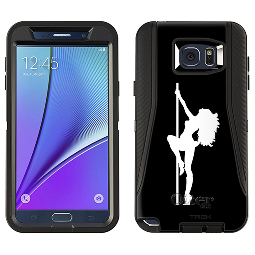 OtterBox Defender Samsung Galaxy Note 5 Case - Silhouette...