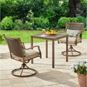 Better Homes and Gardens Lynnhaven Park 3-Piece Outdoor Set