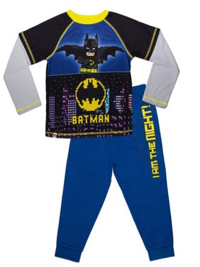 Lego Batman Boys 2 Piece Pajama Set(Little Boys & Big Boys)