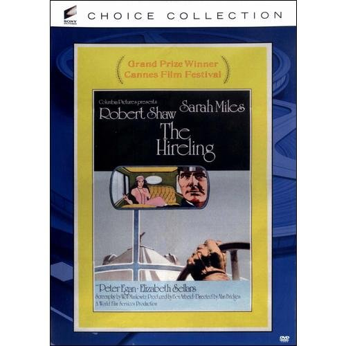 The Hireling (1973) (Full Frame)