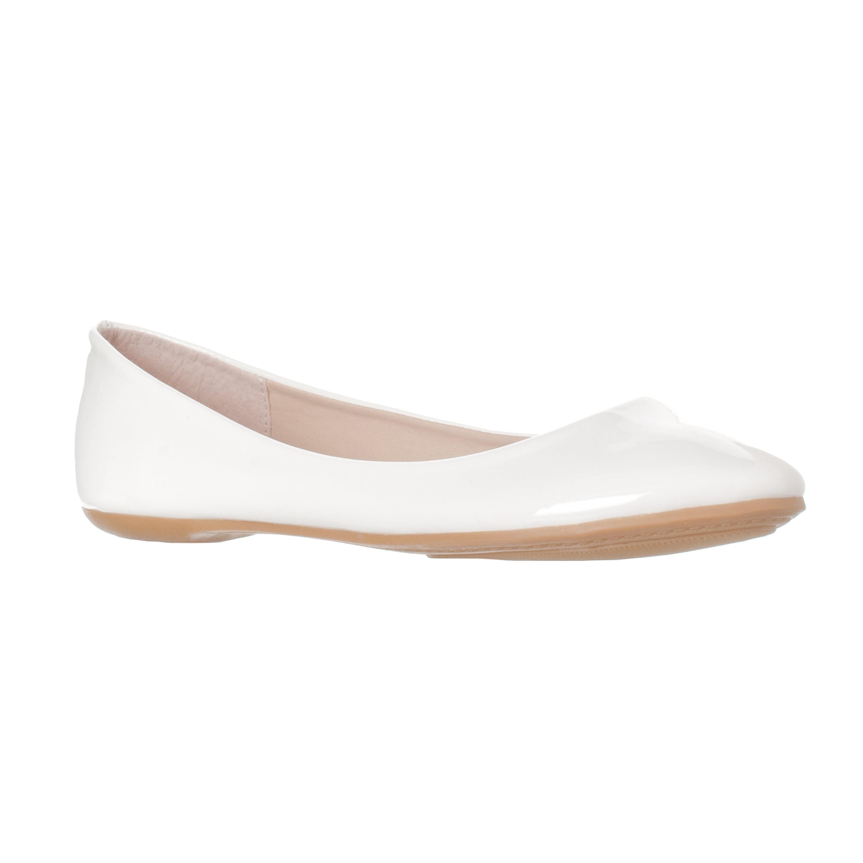 Refresh Footwear Womens Slip-On Round Closed Toe Non-Skid Comfort Ballet Flat