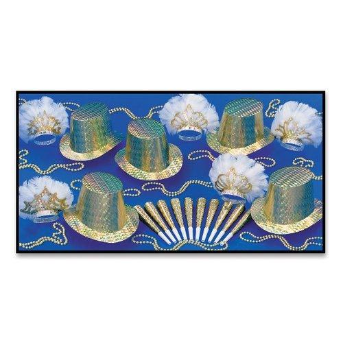 The Holiday Aisle 125 Piece Diamond Party Set
