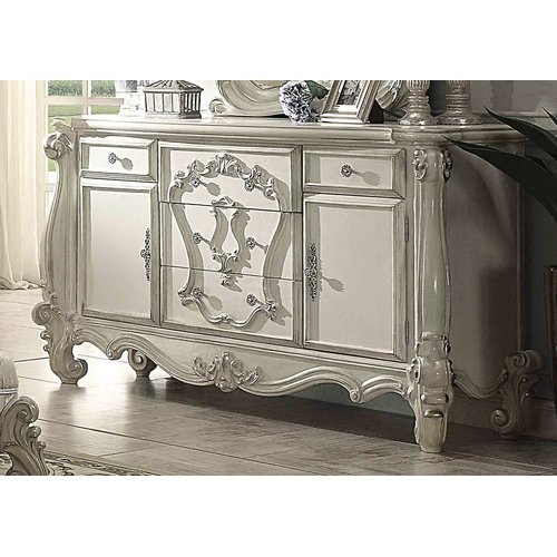 Astoria Grand Tanner 5 Drawer Combo Dresser