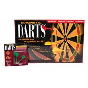Magnetic Darts Game by Family Games Inc.