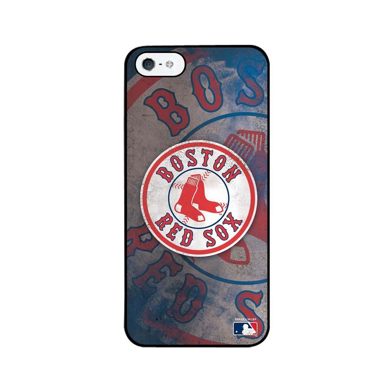 Oversized Iphone 5 Case - Boston Red Sox Boston Red Sox PANGBBBOSIP5O