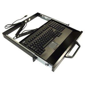 Adesso EasyTouch 730 - Touchpad Keyboard w/ Rackmount (Class Rackmount)