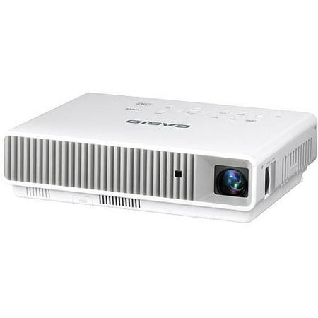 Casio Signature Xj-m256 3d Ready Dlp Projector - 720p - Hdtv - 16:10 - Ntsc, Pal, Secam - 1280 X 800 - Wxga - 1,800:1 - 3000 Lm - Hdmi - Usb - Vga In - Ethernet - Wireless Lan - 145 W - (xj-m256)