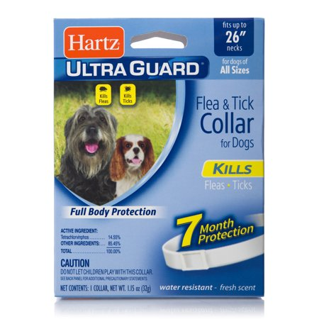 Hartz UltraGuard Flea and Tick Collar for Large Dogs (Ugg For Dogs)
