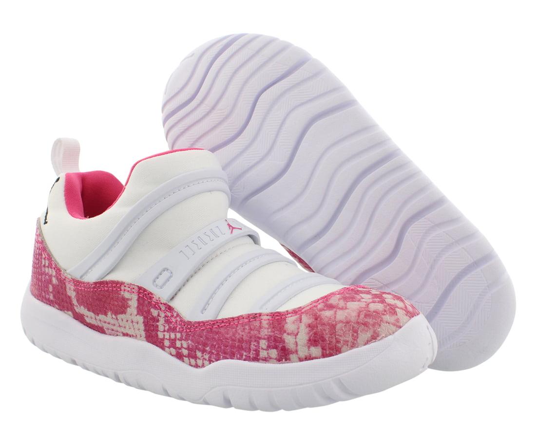 Jordan 11 Retro Little Flex Girls Shoes