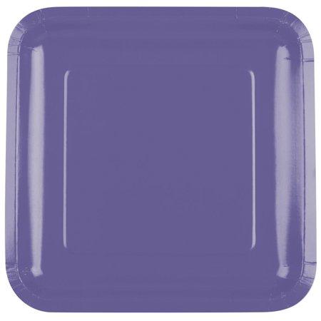 Purple 9 Square Paper - 463268 9