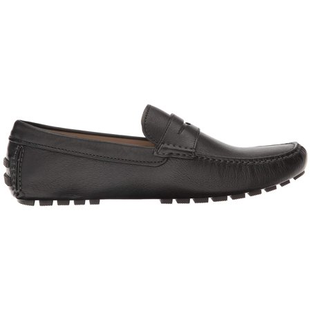 d0d031d9 ECCO - ECCO Men's Dynamic Moc 2.0 Slip-on Loafer, Black, 46 EU/12 ...