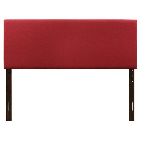 Glory Furniture Nova G0109-KHB King Headboard, Red Wine 20 Bottle Wine Furniture