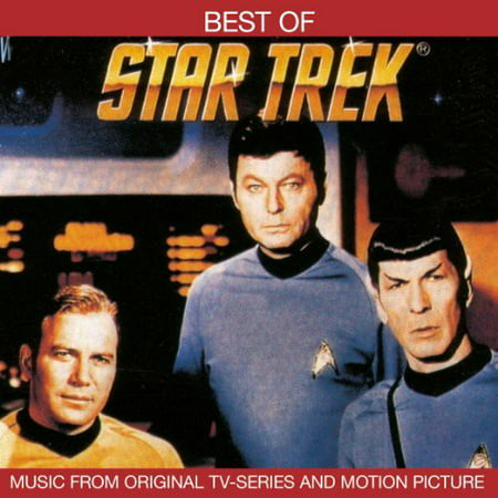 Star Trek Vinyl (Best of Star Trek (Vinyl))