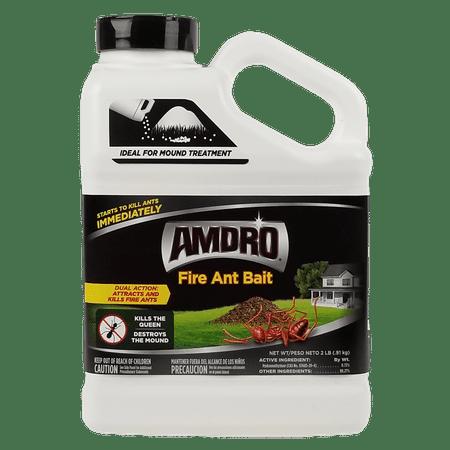 Amdro Fire Ant Bait Mound Treatment Fire Ant Killer, 2