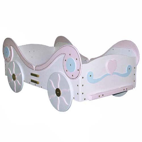 Princess Carriage Toddler Bed