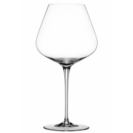 Spiegelau 4328000 Hybrid 28.5 Ounce Burgundy Glass - 12 / - Burgundy Red Glass