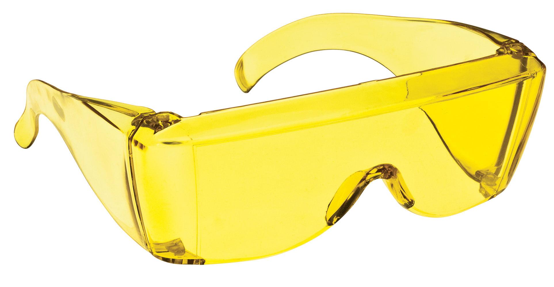 1f4a15688e0d Fox Valley Traders - Wraparound Night Driving Glasses - Walmart.com