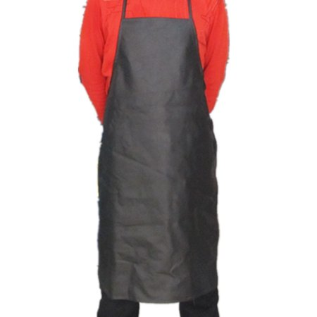 Novo Extended Waterproof Artificial Leather Apron for Kitchen Dishwashing Lab Butcher - Fishing Apron