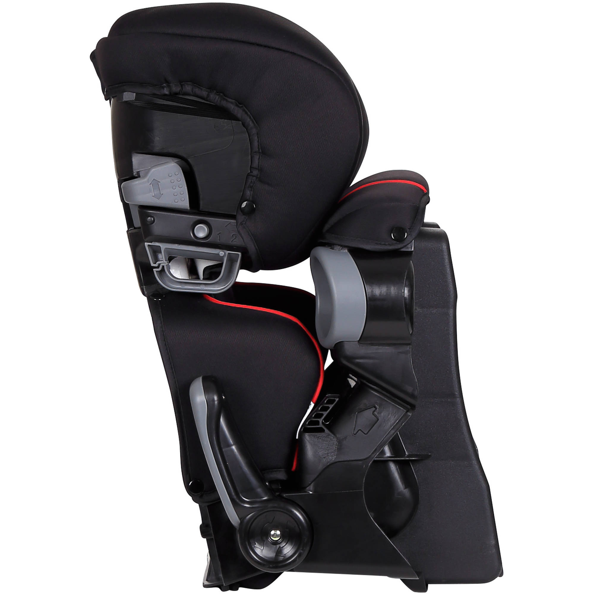 Baby Trend PROtect Yumi Folding High Back Booster Car Seat Titan
