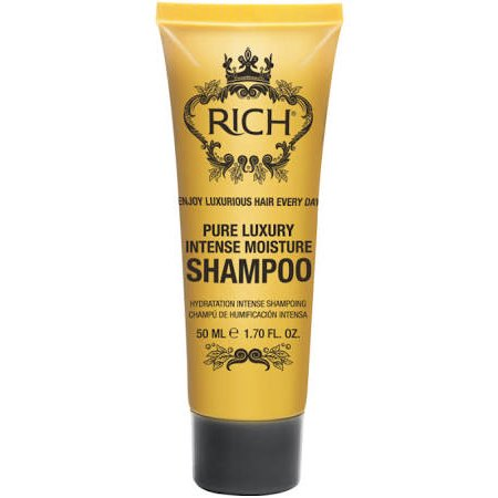 Rich Hair Care Pure Luxury Intense Moisture Shampoo 1.7 Fl.oz.