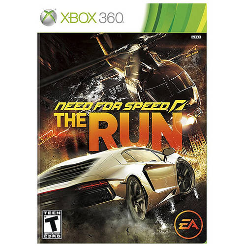 Need For Speed: The Run (Xbox 360) - Pre-Owned