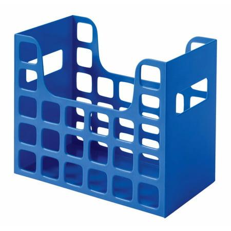 Oxford Decoflex Desktop File - Blue Oxford File Cabinets