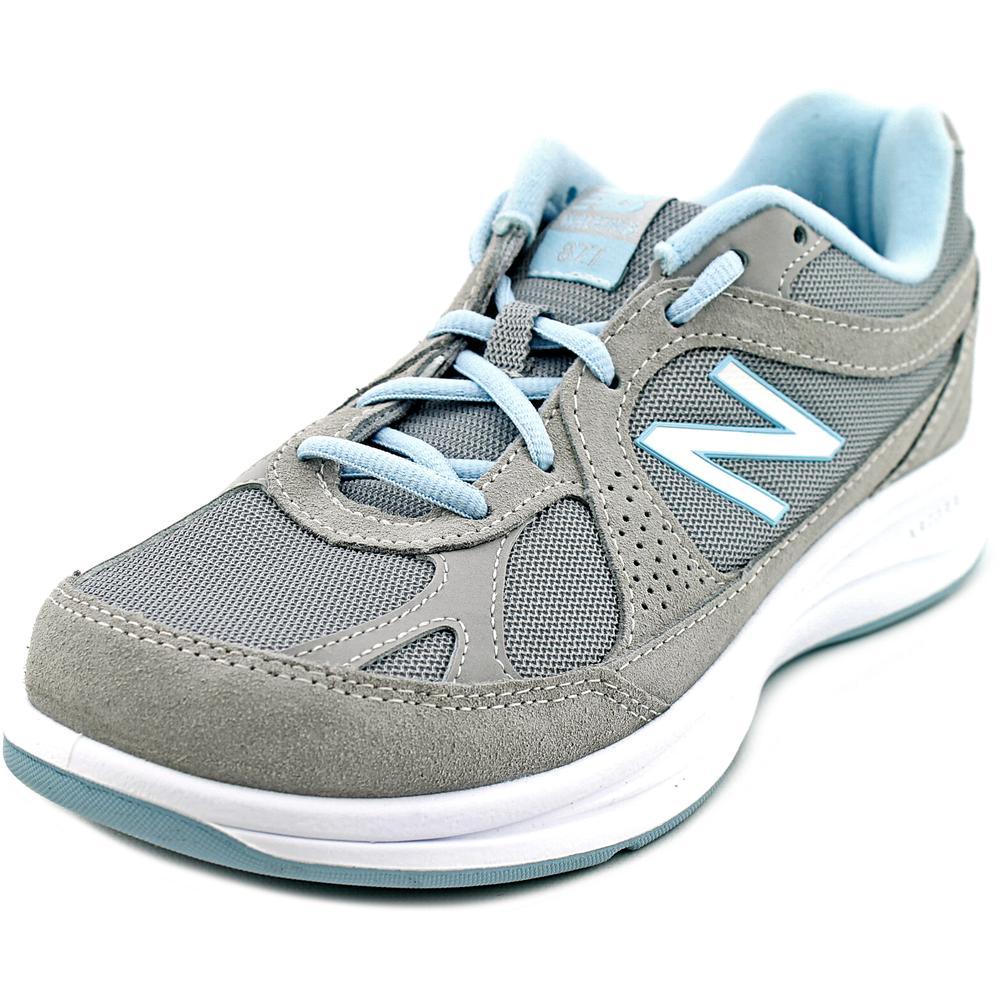 new balance ww877 toe canvas walking shoe walmart