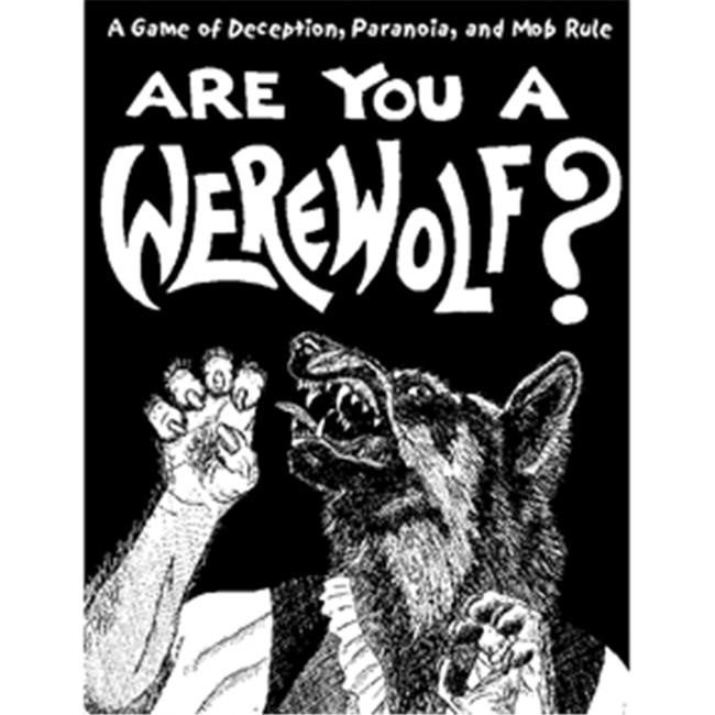 Are You A Werewolf? -019
