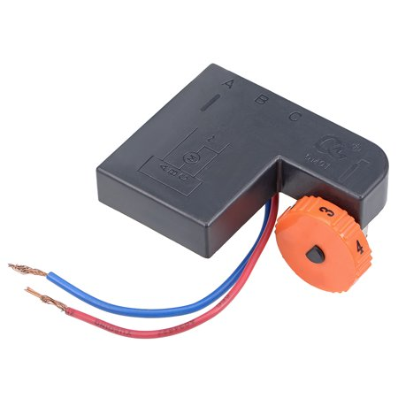 Milly Button (Trigger Switch for 180-Series Angle Mill Polisher High Power Speed Control Governor Push Button Switchs )