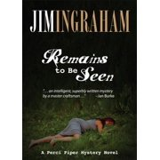 Remains to be Seen - eBook