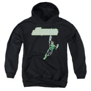 Green Lantern Energy Construct Logo Big Boys Pullover Hoodie