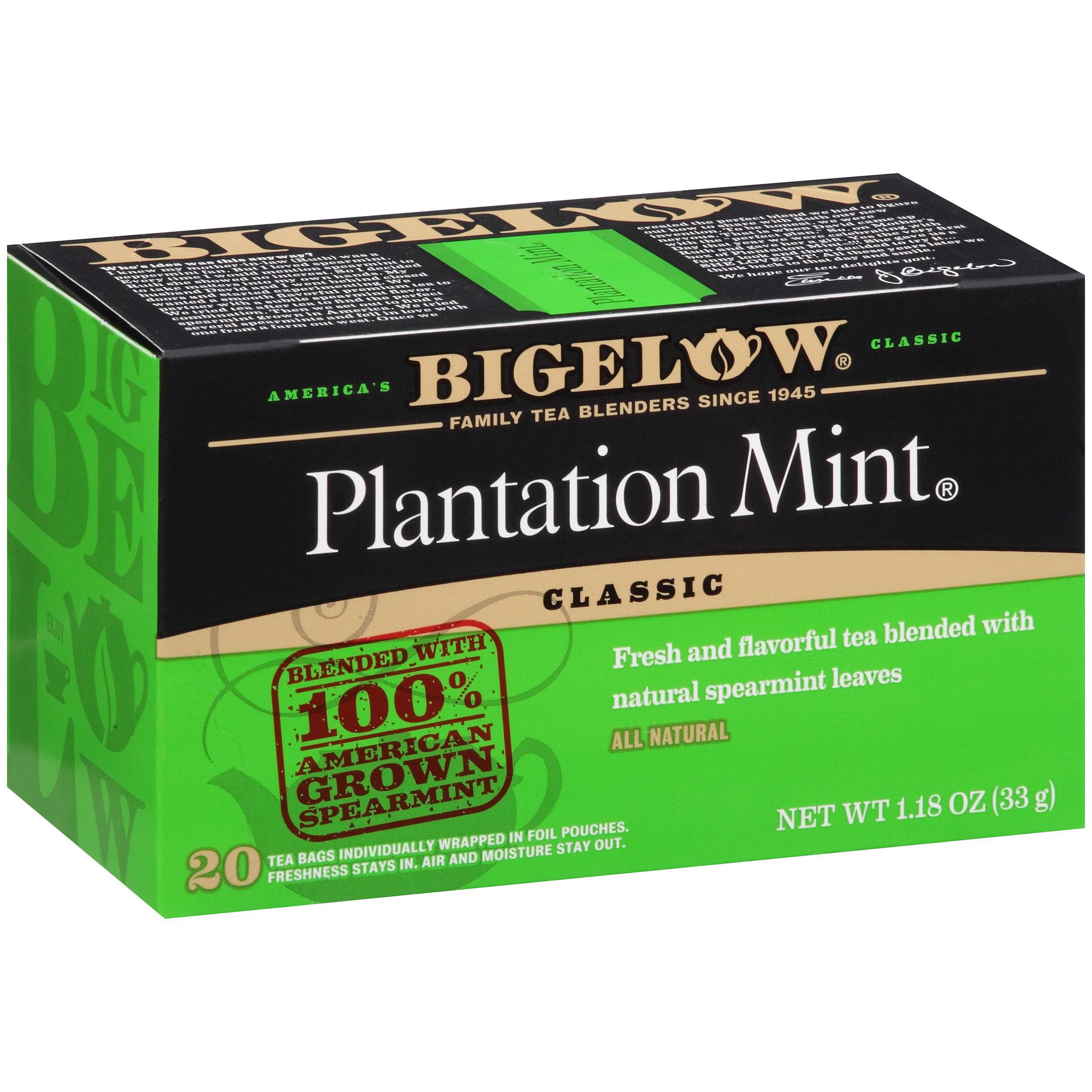 Bigelow® Plantation Mint® Black Tea 20 ct Box
