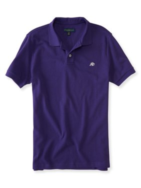 2f03b97f Product Image Aeropostale Mens A87 Rugby Polo Shirt